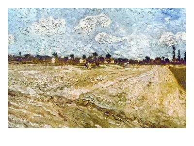 Van Gogh: Fields, 1888-Vincent van Gogh-Giclee Print