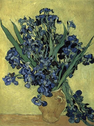 Van Gogh, Irises(1890)--Giclee Print