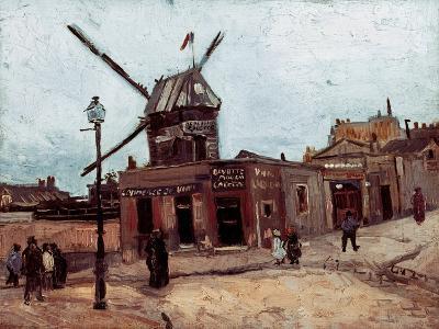 Van Gogh: La Moulin, 1886-Vincent van Gogh-Giclee Print