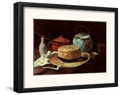 Van Gogh: Still Life, 1885-Vincent van Gogh-Framed Giclee Print