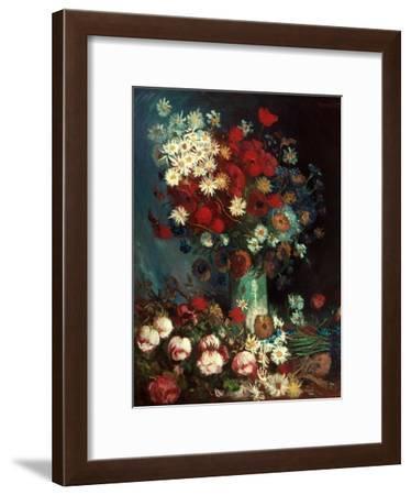 Van Gogh: Still Life, 1886-Vincent van Gogh-Framed Giclee Print