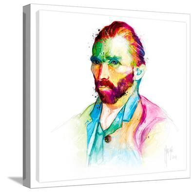 Van Gogh-Patrice Murciano-Gallery Wrapped Canvas