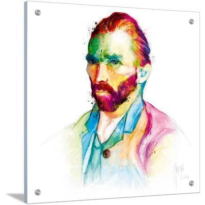 van Gogh-Patrice Murciano-Art on Acrylic