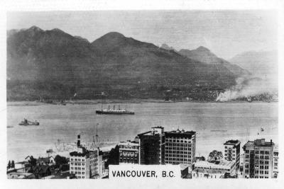Vancouver, British Columbia, Canada, C1920S--Giclee Print