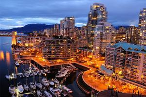 Vancouver Downtown Canada
