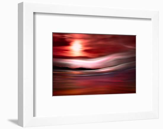 Vancouver Evening-Ursula Abresch-Framed Photographic Print