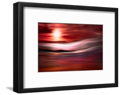 Vancouver Evening-Ursula Abresch-Framed Photographic Print