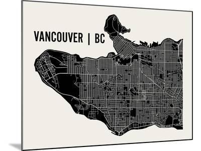 Vancouver-Mr City Printing-Mounted Print