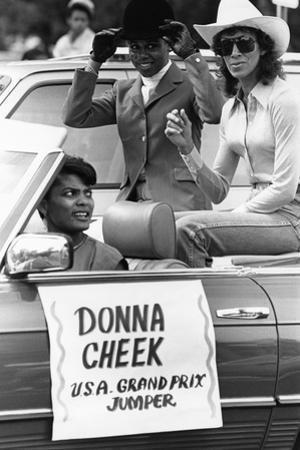 Donna Cheek, 1985