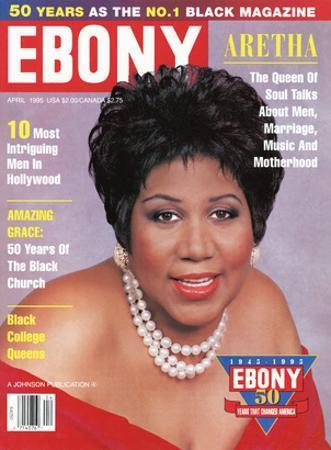 Ebony April 1995