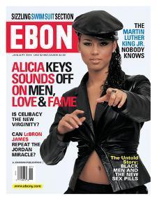 Ebony January 2004 by Vandell Cobb