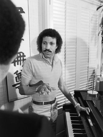 Lionel Richie, 1982