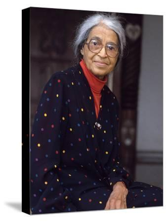"Rosa Parks, ""Mother of the Civil Rights Movement"", 1995"