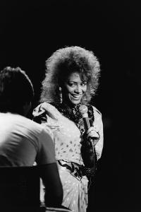 Sheila E, 1985 by Vandell Cobb