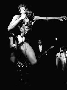 Tina Turner - 1978 by Vandell Cobb