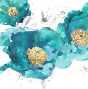 Aqua Trio I by Vanessa Austin