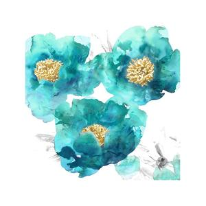 Aqua Trio II by Vanessa Austin