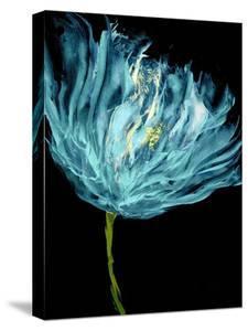 Aqua Tulips I by Vanessa Austin