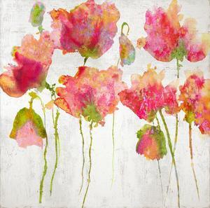 Gatherin in Pink II by Vanessa Austin