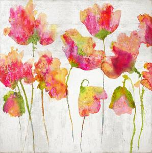Gathering in Pink I by Vanessa Austin