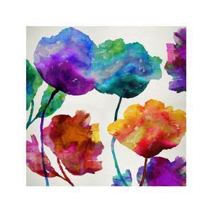 In Full Bloom I by Vanessa Austin
