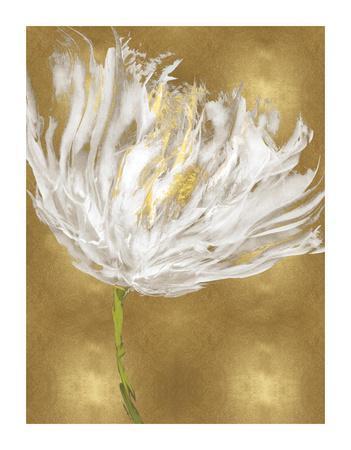 Tulips on Gold I