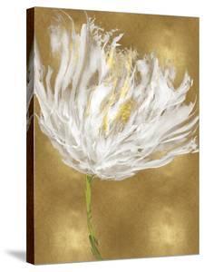 Tulips on Gold I by Vanessa Austin