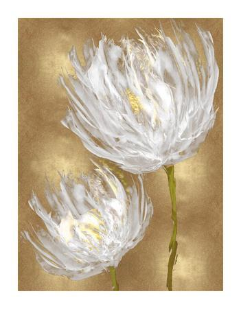 Tulips on Gold II
