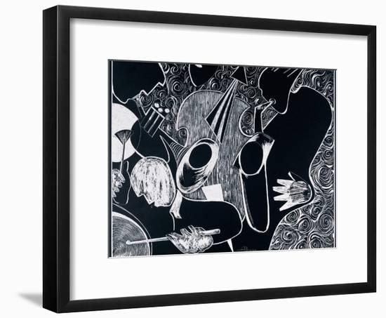 Vanguard-Gil Mayers-Framed Giclee Print