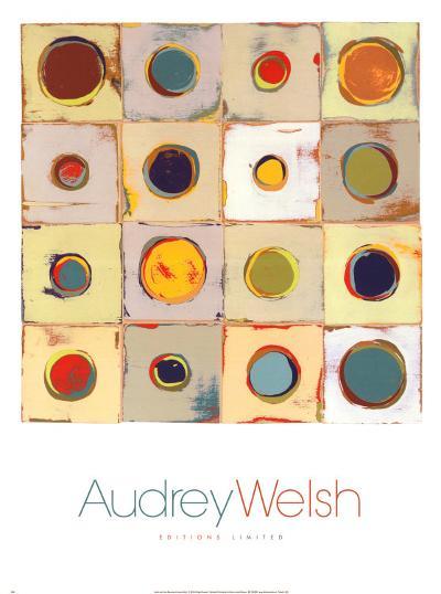Vanilla with Fresh Nectarines-Audrey Welch-Art Print