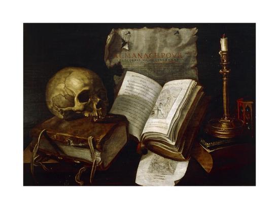 Vanity, 1641-Damien Lhomme-Giclee Print
