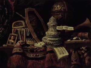 Vanity, 1670