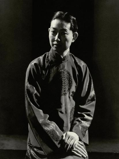 Vanity Fair - April 1930-Edward Steichen-Premium Photographic Print