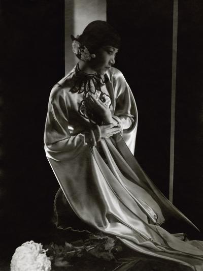 Vanity Fair - April 1931-Edward Steichen-Premium Photographic Print