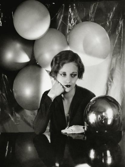 Vanity Fair - April 1931-Cecil Beaton-Premium Photographic Print