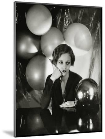 Vanity Fair - April 1931-Cecil Beaton-Mounted Premium Photographic Print
