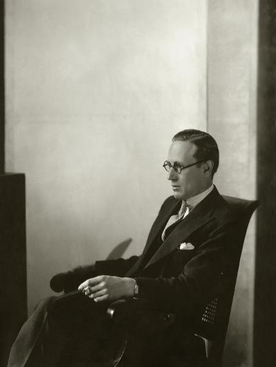 Vanity Fair - April 1932-Edward Steichen-Premium Photographic Print