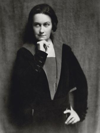 Vanity Fair - August 1921-Nickolas Muray-Premium Photographic Print