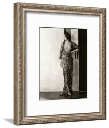 Vanity Fair - August 1926-Charles Sheeler-Framed Premium Photographic Print