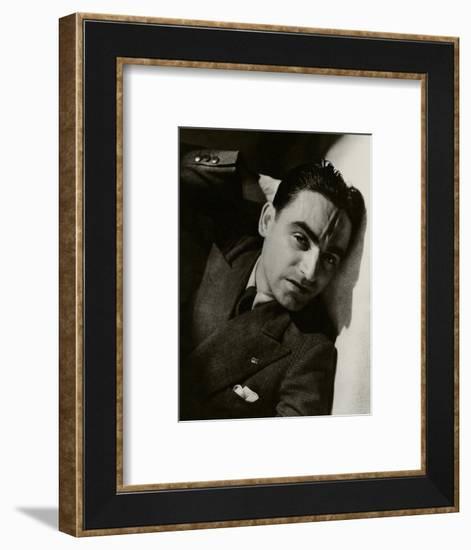 Vanity Fair - August 1934-Lusha Nelson-Framed Premium Photographic Print