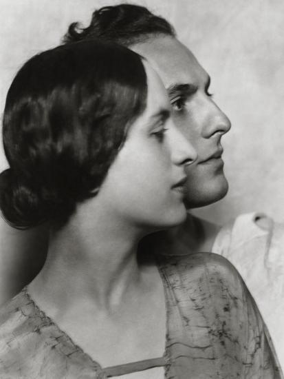 Vanity Fair - December 1922-Nickolas Muray-Premium Photographic Print