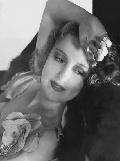 Vanity Fair - December, 1933-Edward Steichen-Premium Photographic Print