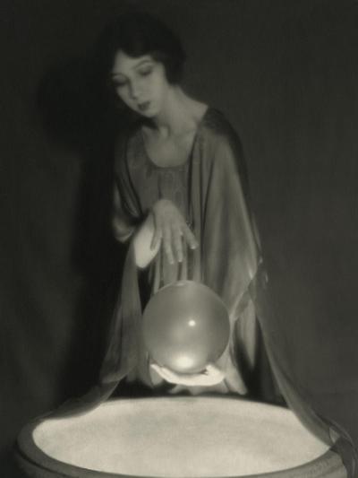 Vanity Fair - February 1921-Alexander Milne-Premium Photographic Print