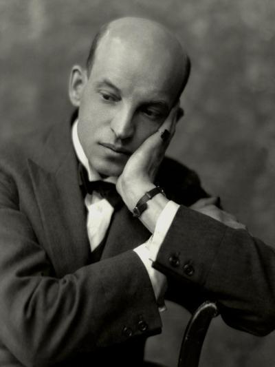 Vanity Fair - February 1923-Nickolas Muray-Premium Photographic Print