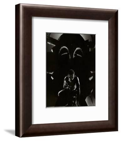 Vanity Fair - February 1933-Edward Steichen-Framed Premium Photographic Print