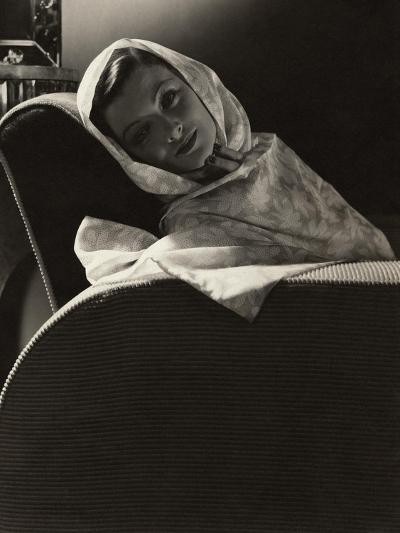 Vanity Fair - February 1936-Edward Steichen-Premium Photographic Print