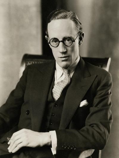 Vanity Fair - January 1928-Edward Steichen-Premium Photographic Print