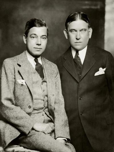 Vanity Fair - January 1929-Ben Pinchot-Premium Photographic Print