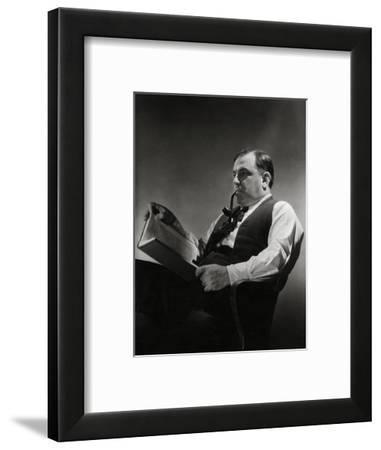 Vanity Fair - July 1933-Lusha Nelson-Framed Premium Photographic Print