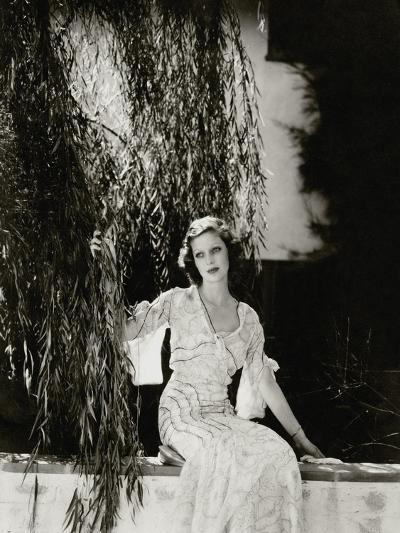 Vanity Fair - July 1933-Edward Steichen-Premium Photographic Print